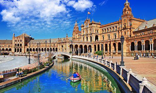 La Spagna: Andalusia.